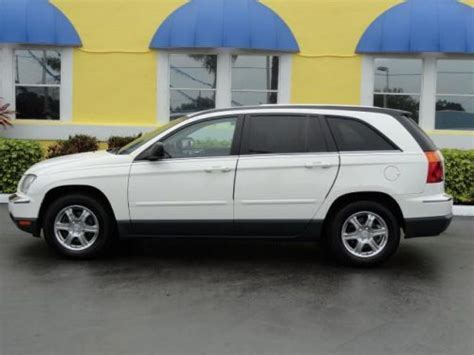 security system 2006 chrysler pacifica regenerative braking sell used 2006 chrysler pacifica touring in 7290 park blvd pinellas park florida united