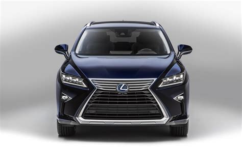 lexus cars 2016 2016 lexus rx 450h news and information conceptcarz com