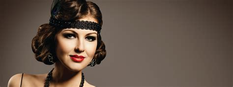 show roaring twenties hairstyles fabulous 1920s hairstyles for every occassion