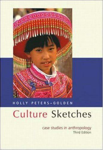 Culture Sketches 6th Edition by Ebook Culture Sketches Studies In Anthropology 3rd