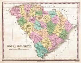 file 1827 finley map of south carolina geographicus