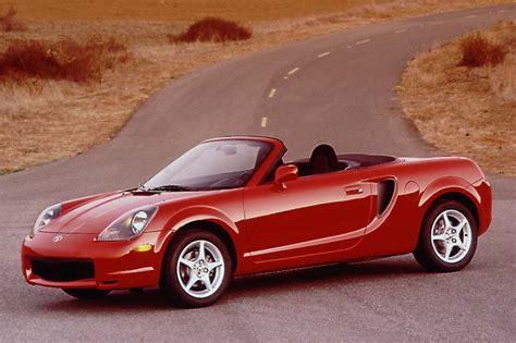 review toyota zzw30 mr2 2000 05 2000 05 toyota mr2 spyder consumer guide auto