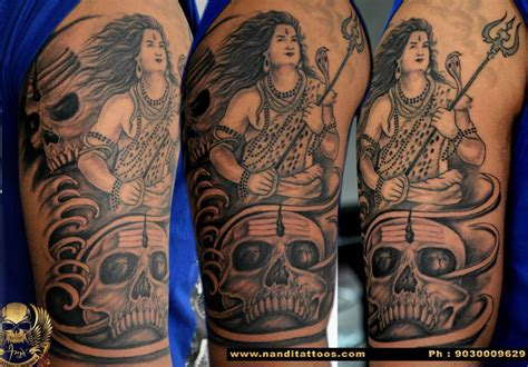 Tattoo Parlour Panilly Nagar | nandi tattoo studio in hyderabad nandi tattoo studio is
