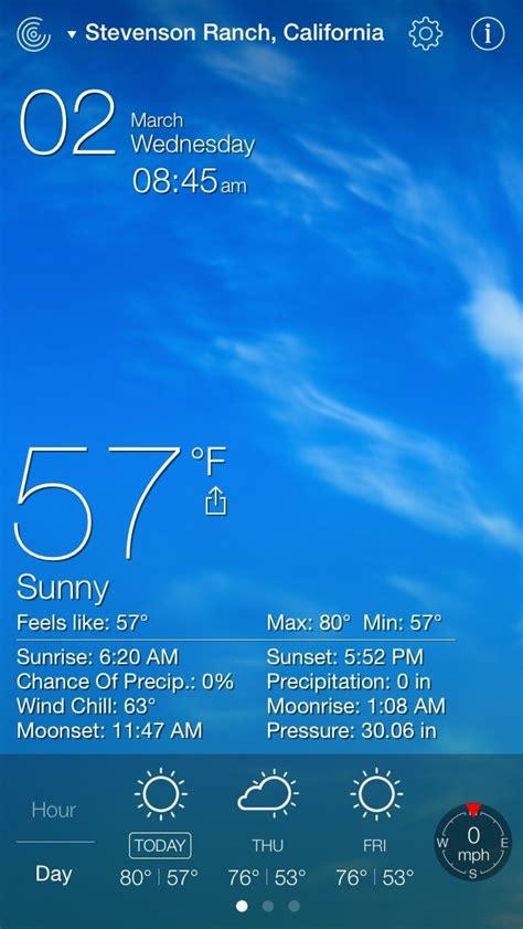 best weather apps best weather apps for iphone imore