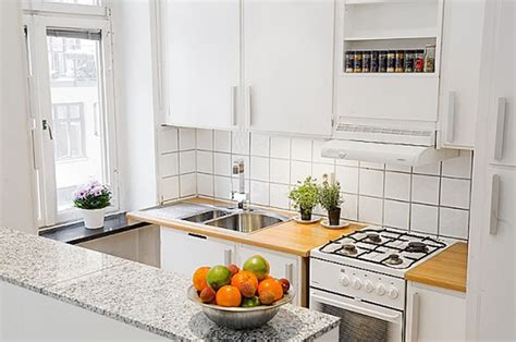 small kitchen ideas apartment wood kitchen cabinets clear white wall paint small kitchen