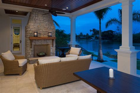 Armands Fireplace by Canal Front Living Home Design And Remodeling Ideas Lido
