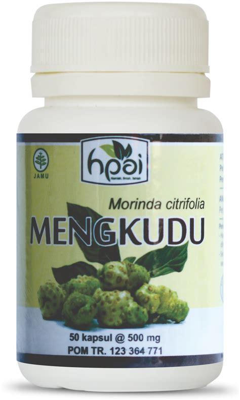 Obat Herbal Mengkudu kapsul mengkudu hpai murah jual agen distributor