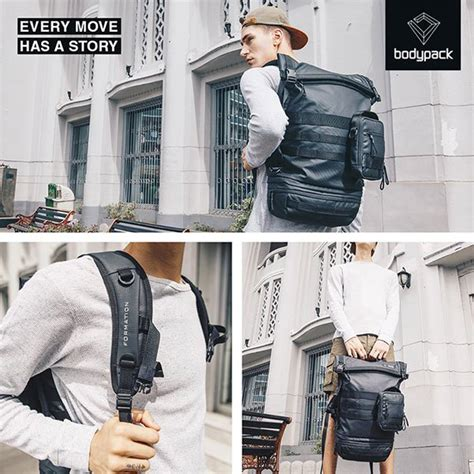 Promo Gila Mesh Pocket eiger official store jual eiger official store
