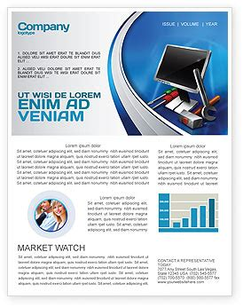 technology newsletter template computer tech help newsletter template for microsoft word