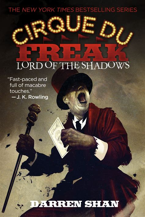Lord Of The Shadows cirque du freak 11 lord of the shadows by darren shan