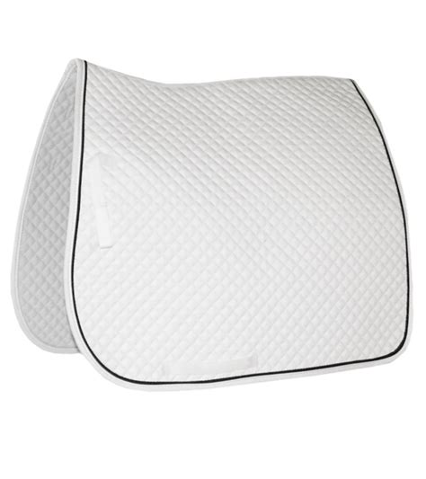 Quilted Pad by Quilted Dressage Pad Jacks Inc