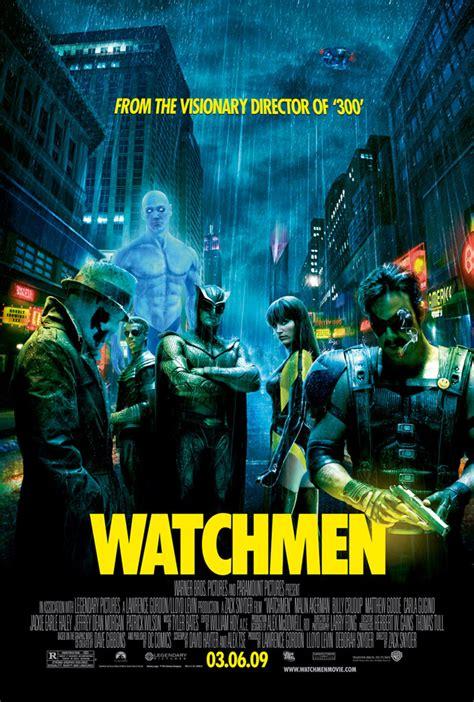 The Watchman watchmen posters watchmencomicmovie