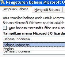Microsoft Office Indonesia computeroris menjadikan ms office berbahasa indonesia