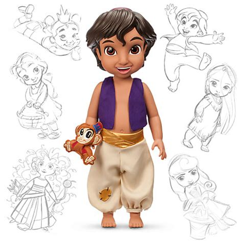Animators Doll Original Disney Store disney animators collection doll 16 event disney store
