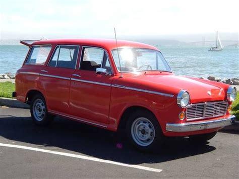datsun bluebird wagon 1962 datsun bluebird station wagon car lust