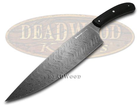 boker premium kitchen cutlery bog oak damascus chef s