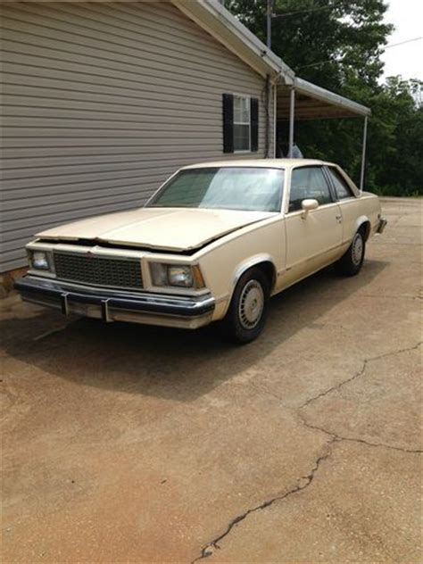classic chevrolet carrollton find used 1978 chevrolet malibu classic project vehicle in