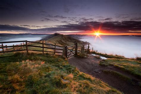 Landscape Photography On Location Pdf Mam Tor By Adam Browning Digital Photographer