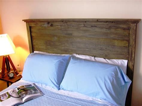 6 diy western headboard alternatives how to make a rustic style headboard diy network rustic