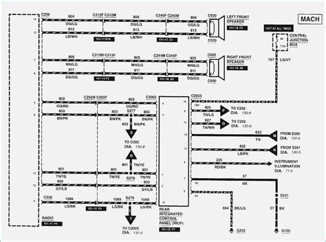 2005 ford f150 radio wiring diagram dogboi info