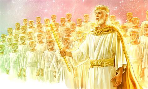 imagenes de jesucristo jw visiones sobre quienes viven en el cielo biblioteca en