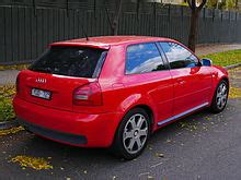 Audi Rs3 2000 by Audi A3