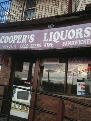 cooper s liquors deli wine spirits newark