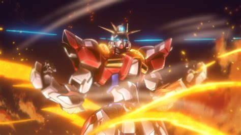 Gundam Try Wallpaper | gundam build fighters try 20 desktop background animewp com