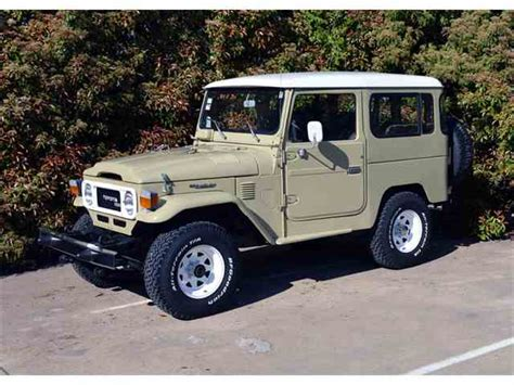 Classic Toyota Land Cruiser Classifieds For Classic Toyota Land Cruiser 108