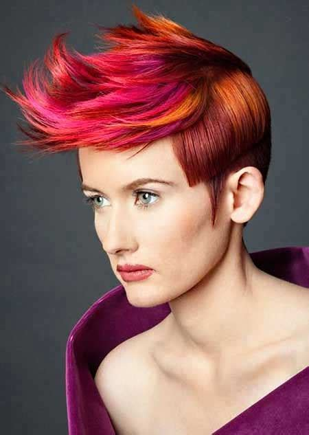 colored hair styles 35 hair color ideas hairstyles 2016 2017
