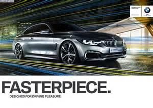 Bmw Tv Bmw 4 Series Coupe Gets Tv Ad And Prints Forcegt