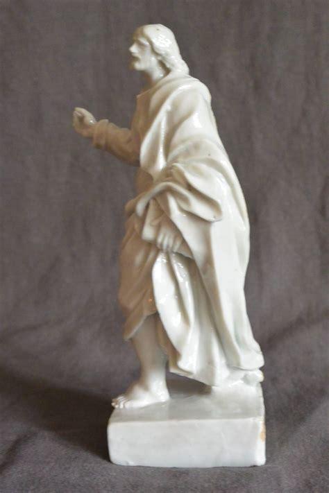 doccia porcelain doccia porcelain sculpture of st the revelator for
