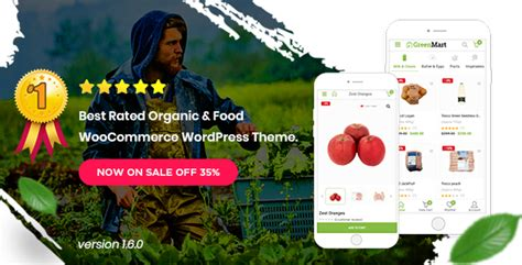 themeforest woocommerce theme free download themeforest greenmart download organic food