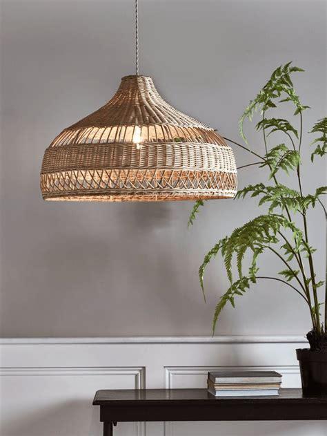 rattan pendant l shade best 25 scandinavian pendant lighting ideas on pinterest