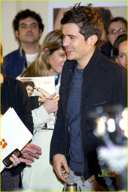orlando bloom cologne orlando bloom at launch of new boss orange cologne oh no