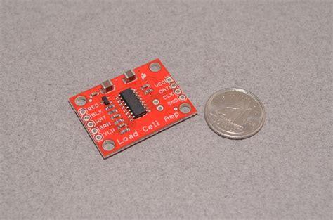 Load Cell Lifier Hx711 sparkfun load cell lifier hx711 bc robotics