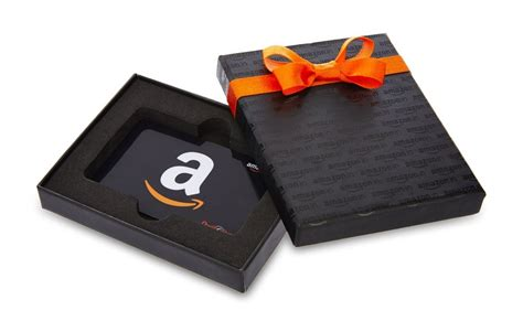 Free Amazon Gift Cards - amazon gift card with free gift box or card free 1 day shipping ftm