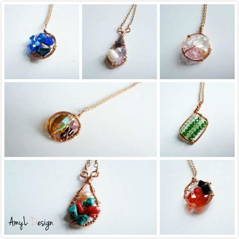 Handmade Copper Jewelry Designs - handmade jewelry copper amyl design
