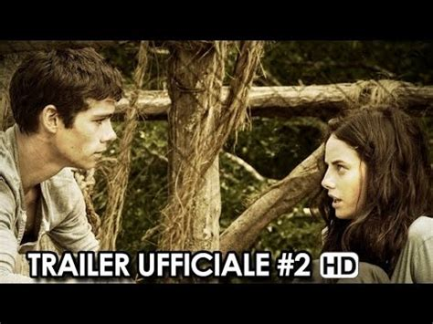 film maze runner 2 youtube maze runner il labirinto trailer ufficiale italiano 2