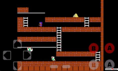 lode runner android apk 3000340 lode runner fc nes android version mobile9 - Lode Runner Apk
