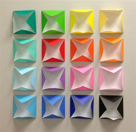 Single Fold Origami - japanese origami paper how to choose the right paper