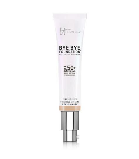 It Cosmetics Bye Bye Foundation Review Epic Reviews