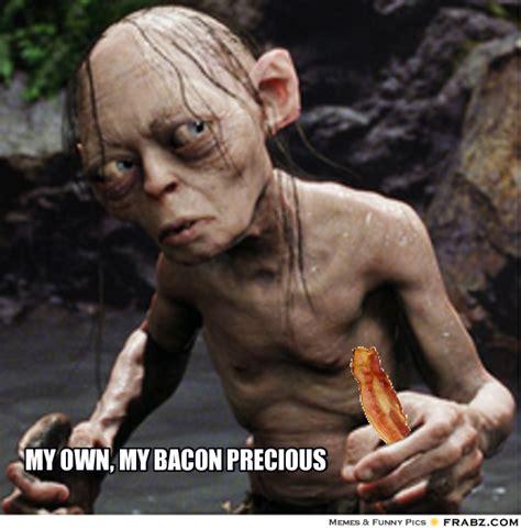Bacon Meme - bacon deodorant memes