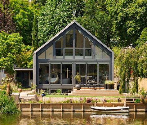 home design events uk amphibious house by baca homes
