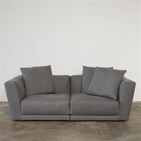 sofa resale b b italia luis sofa ottoman by antonio citterio