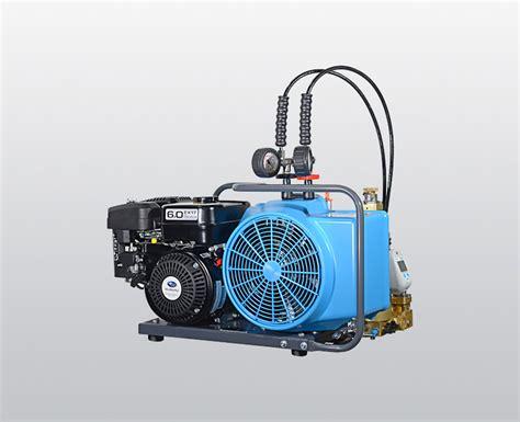 Compressor Bauer junior ii high pressure compressor diving ship