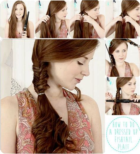 7 Easy and Chic Ponytail Hairstyle for Girls Back to ...
