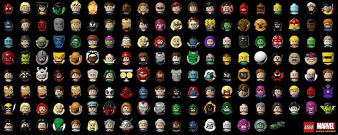 lego marvel characters lego marvel super heroes  ch flickr