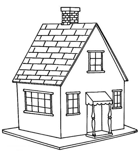 Coloring Page Up House by House Coloring Pages Bestofcoloring