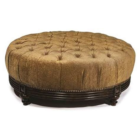 round tufted ottoman with fringe 1000 images about upscale upholsteries new limited